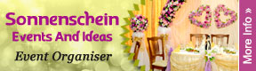 Sonnenschein Events And Ideas