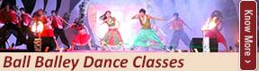 Ball Balley Dance Classes
