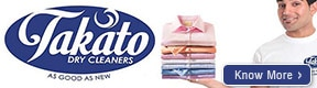 Takato Dry Cleaners