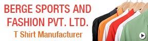 Berge Sports and Fashion P Ltd