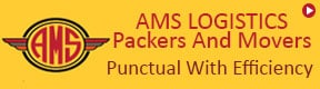 Ams Logistics Packers And Movers