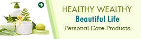 Healthy Wealthy Beautiful Life