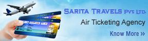Sarita Travels Pvt Ltd