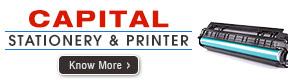 Capital Stationery & Printers
