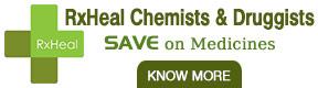 RxHeal Chemists & Druggists