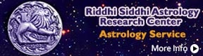 Riddhi Siddhi Astrology Research Center