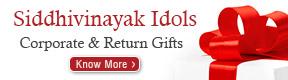 Siddhivinayak Idols