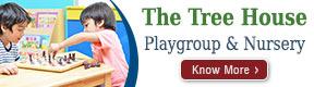 The Tree House Playgroup & Nursery