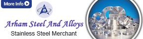Arham Steel And Alloys