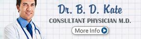 Dr B D Kate