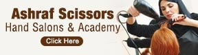 Ashraf Scissors Hand Salons & Academy