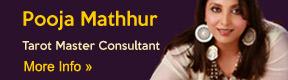 Pooja Mathhur Tarot Master Consultant