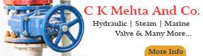 C K MEHTA AND COMPANY