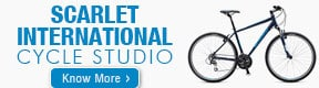 Scarlet International Cycle Studio