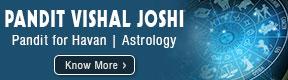 Pandit Vishal Joshi