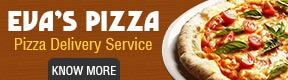 Evas Pizza