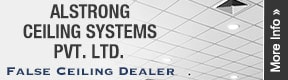 Alstrong ceiling systems pvt ltd
