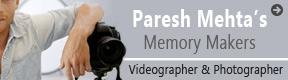 Paresh Mehtas Memory Makers