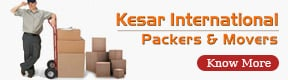 Kesar International Packers And Movers