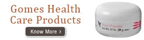 Gomes Health Care Products