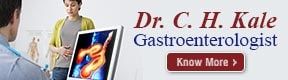 Dr C H Kale