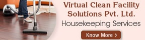 Virtual Clean Facility Solutions Pvt Ltd