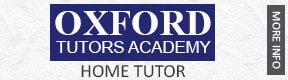 Oxford Tutors Academy