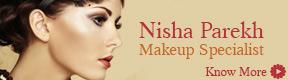 NISHA PAREKH MAKEUP SPECIALIST
