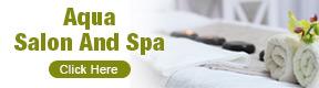 Aqua Salon And Spa