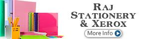 Raj Stationery & Xerox