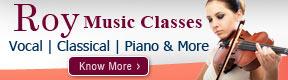 Roy music classes