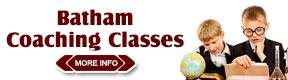 BATHAM COACHING CLASSES