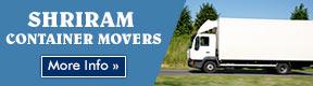Shriram Container  Movers