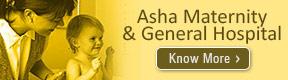 Asha Maternity & General Hospital