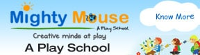 Mighty Mouse A Play School