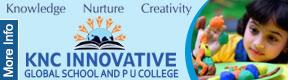 KNC INNOVATIVE GLOBAL SCHOOL AND P U COLLEGE