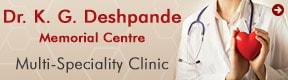 Dr K G Deshpande Memorial Center