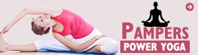 Pampers Power Yoga