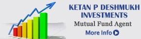 KETAN P DESHMUKH INVESTMENTS