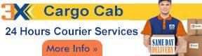 3X CARGO CAB