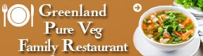 GREENLAND Pure Veg Family Restaurant