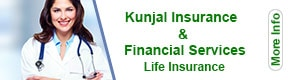 KUNJAL INSURANCE AND FINANCIAL SERVICES