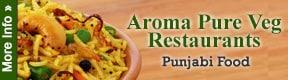 AROMA PURE VEG RESTAURANTS