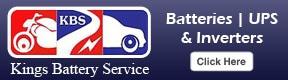 Kings Battery Service