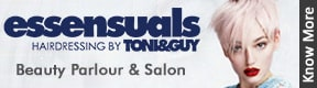 ESSENSUALS HAIR DRESSING BY TONI & GUY