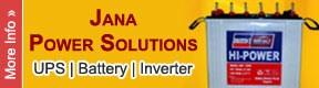 Jana Power Solutions