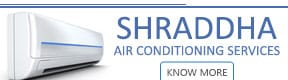 SHRADDHA AIR CONDITIONING SERVICES