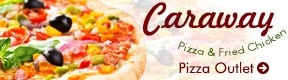 Caraway Pizza And Fried Chicken