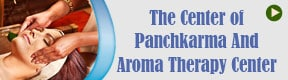 The Center of panchkarma  and aroma therapy Center