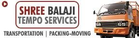 Shree Balaji Tempo Services